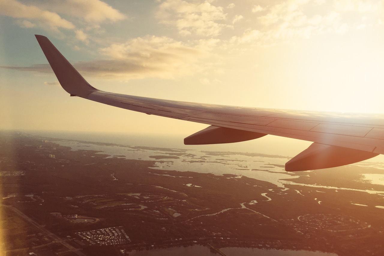 Niko Juranek Personality Fitness Travel Lifestyle Blog Plane
